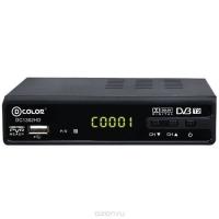 Цифровой эфирный ресивер D-Color 1302 HD