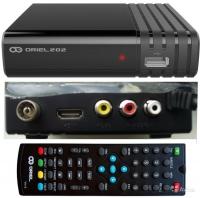 Цифровой эфирный ресивер Oriel 202