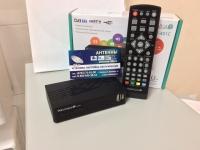 Цифровой эфирный ресивер Patix Digital PT-401с (DVB-T2)
