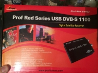 DVB-карта Prof Red Series DVB-S 1100 USB