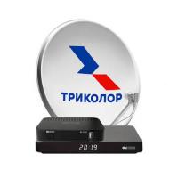 Триколор ТВ HD на 2 телевизора с установкой