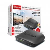 Цифровой телевизионный приемник Color DC 801 HD