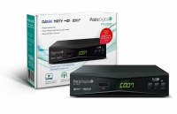Цифровой эфирный ресивер Patix Digital PT-701d (DVB-T2)