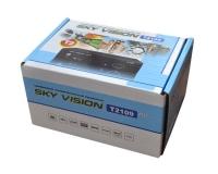 Эфирный цифровой ресивер Sky Vision T2109 (DVB-T2)