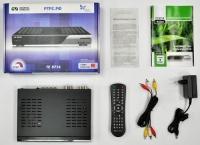 Эфирный цифровой ресивер GS TE-8714 (DVB-T2)
