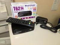 Цифровой эфирный ресивер WorldVision T62М