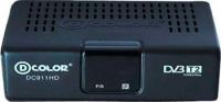 Цифровой эфирный ресивер Color DC911 HD