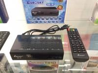 Цифровой эфирный ресивер Eurosky ES-18 HD (DVB-T2)