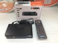Цифровой эфирный ресивер CADENA CDT-1652S (DVB-T2)