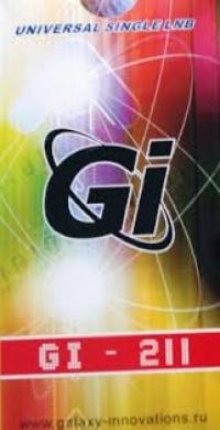 Конвертер GI-211 унив, 0,2db, лин.пол.