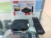 Цифровой эфирный ресивер D-Color DC801HD (DVB-T2)