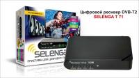 Цифровой эфирный ресивер Selenga t71