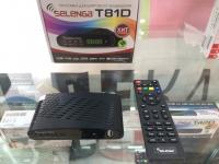 Цифровой эфирный ресивер Selenga T 81 D (DVB-T2)