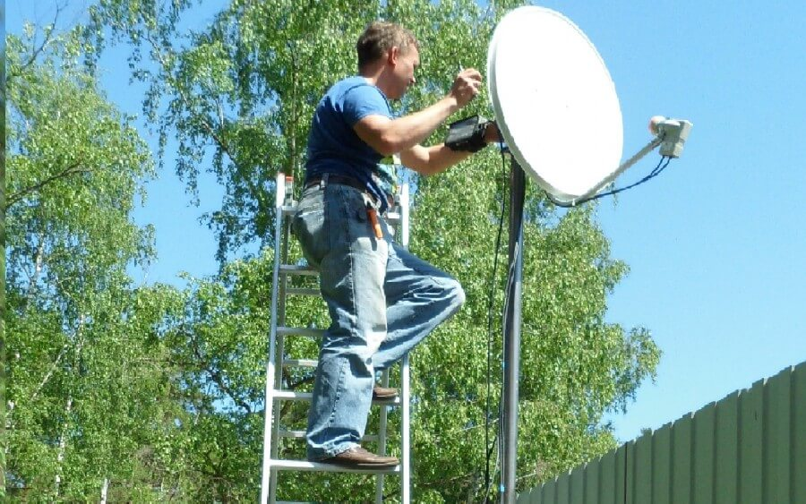 Установка Триколор Телекарта МТС в Липецке